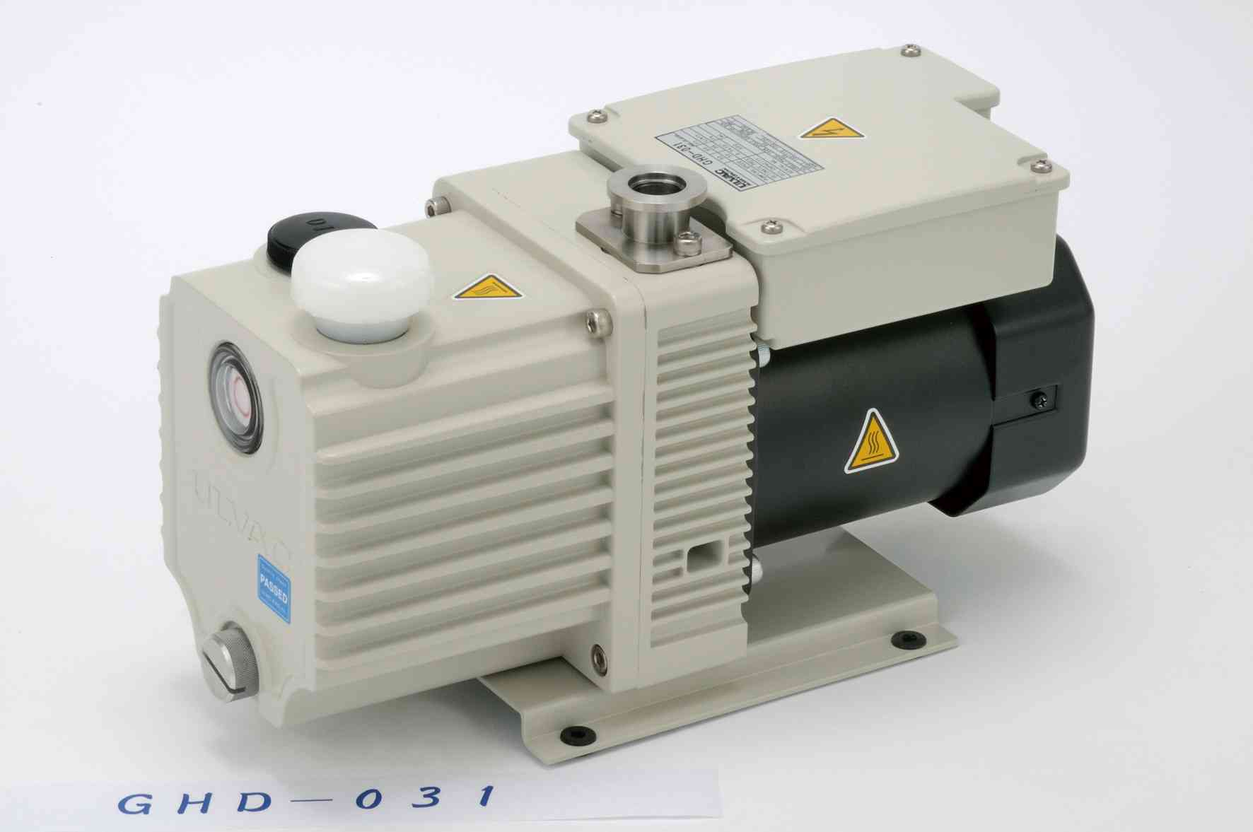 OIL SEALED ROTARY VACUUM PUMP GHD-031