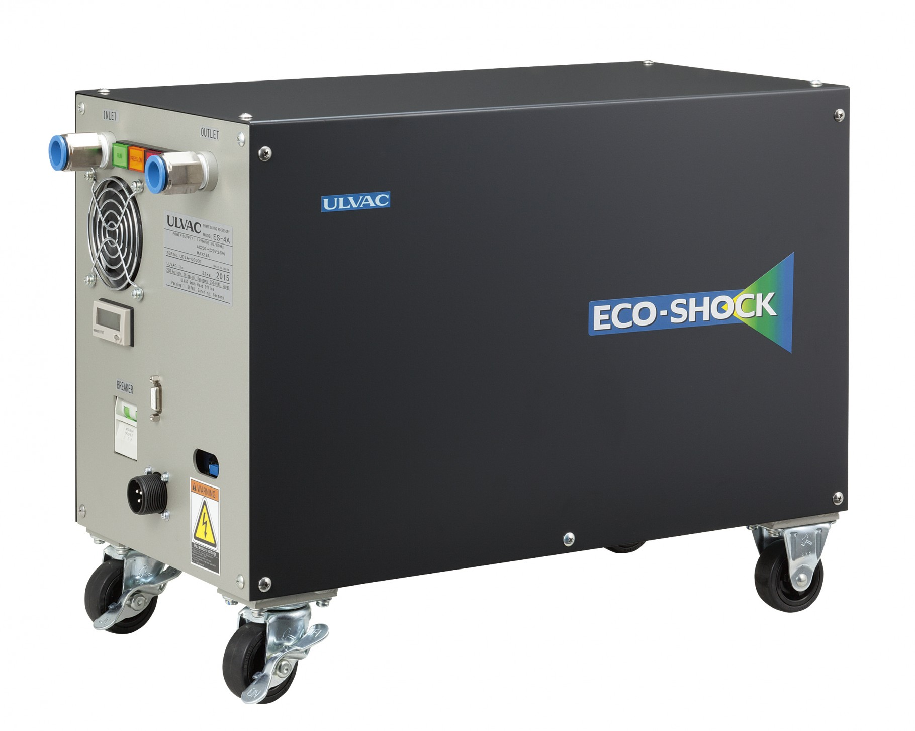 Power Saving Accessory for Dry Pumps  ECO-SHOCK ES4A