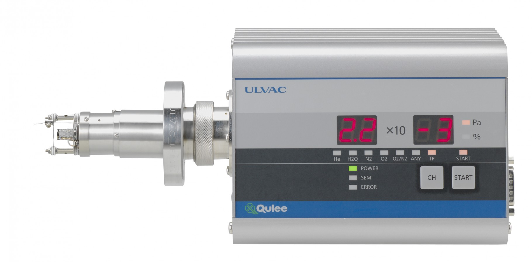 COMPACT PROCESS GAS MONITOR - QULEE CGM SERIES
